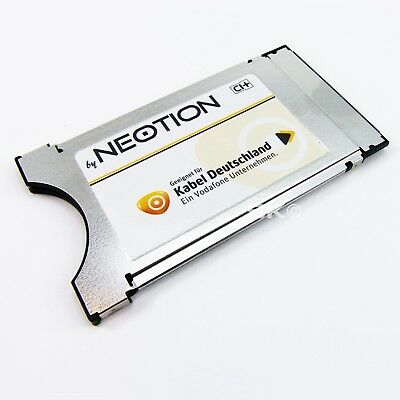 neotion CI+ MODULE CI Plus for Cable G09 G03 NDS Germany SMARTCARDS