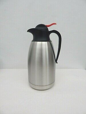 2 Liter Stainless Steel Coffee Pot/Carafe