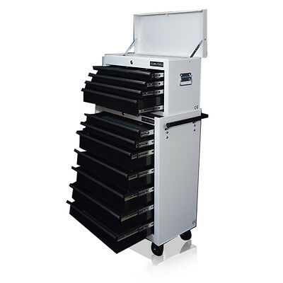 363 Us Pro Tools Affordable Steel Chest Tool Box Roller Cabinet 13 Drawers