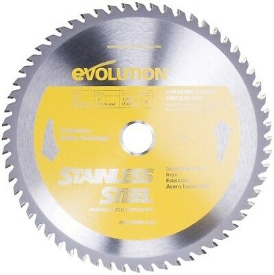 """Evolution Tct 9"""" Stainless Steel-Cutting Saw Blade  230Bladess"""