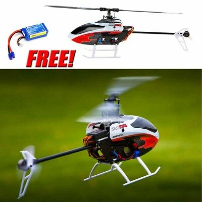 Blade BLH4480 250 CFX Helicopter SAFE (CCPM) 3D BNF Basic w/ Free Lipo Battery