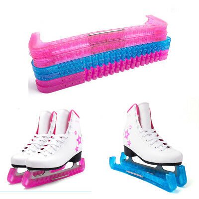 1 Pair Ice Hockey Skate Guards Figure Skates Blade Protector Various Colours New