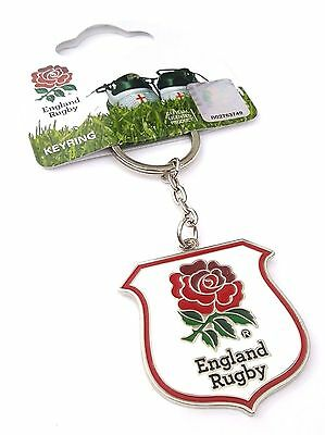 Official England R.F.U. Keyring Rugby Football Club Keyring