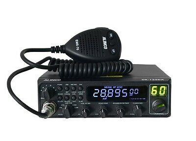 Alinco Dr-135Dx Cre 8900 10M 11M Cb Radio Dr135 Programmed + Cable & Software