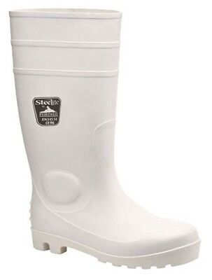 Portwest Safety Food Wellington Wellies Stahlkappe Rutschfest FW84