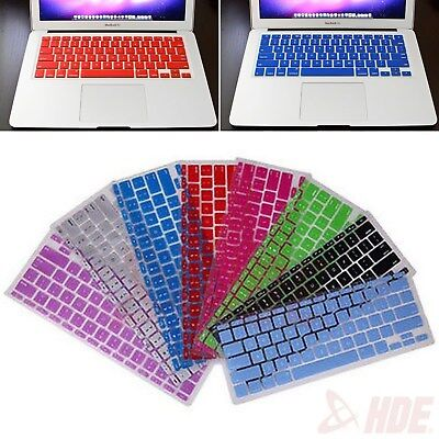 "Air 11"" Keyboard Skin Silicone Cover for MacBook Air 11.6"