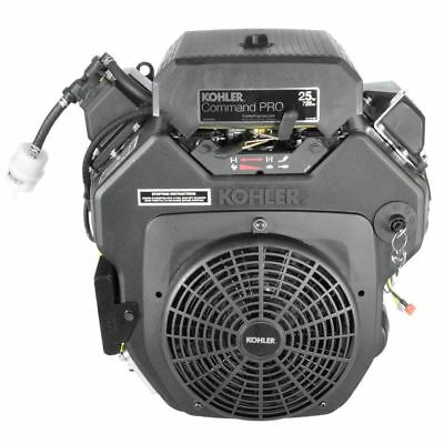 KOHLER CH740-3225 COMMAND Pro V-Twin Engine 725cc 25 HP 1-1/8