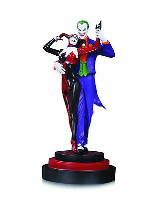 Batman The Joker & Harley Quinn Statue Alex Ross 2nd Edition by DC Collectibles