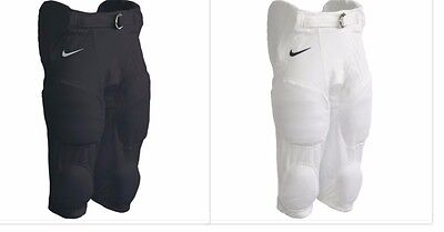 NEW Boys Nike Youth Recruit Needs Pads Belted Football Pants Sizes XS-XXL