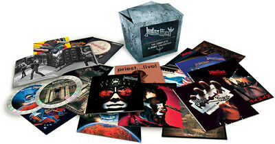 Judas Priest - The Complete Albums Collection [New CD] Ltd Ed, Boxed Set