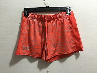 Under Armour youth girls size large shorts