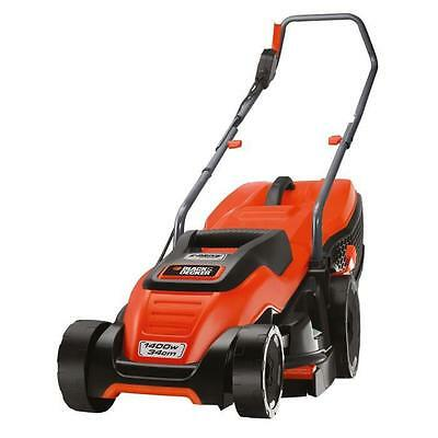 BLACK & DECKER Tondeuse a gazon 34cm EMAX34S