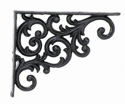 Upper Deck 2 Brackets Shelf,Rustic Antique Finish