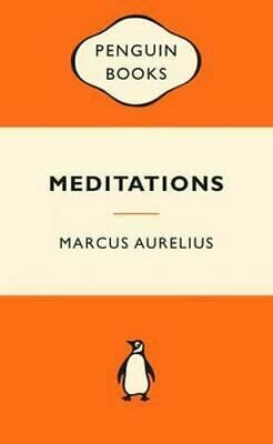 NEW Meditations : Popular Penguins By  Marcus Aurelius Paperback Free Shipping