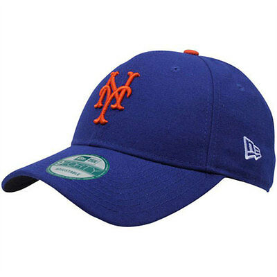 New York Mets MLB Adult 9FORTY New Era Adjustable Cap - New for 2016/17