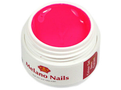 NEON Colour UV Gel Made in Germany 5ml Neon Cyclam 0582