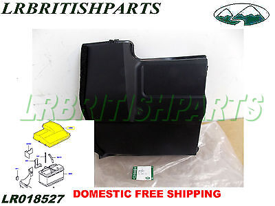 Genuine Land Rover Battery Box Cover Lr4 Range Rover Sport 10-13 Rh New Lr018527