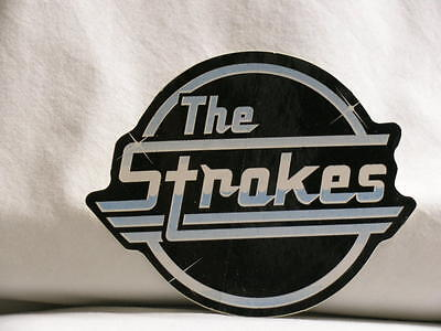 THE STROKES Is This It RCA 2001 promo only STICKER