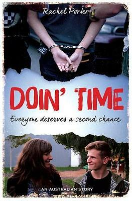 NEW Doin' Time By Rachel Porter Paperback Free Shipping