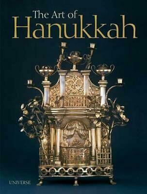 The Art of Hanukkah by Nancy M. Berman Hardcover Book (English)