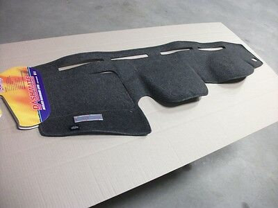 DASH MAT SUIT MITSUBISHI TRITON MN-MM GLX-GLR-GLXR 11/2009-15 Grey - Sent in box