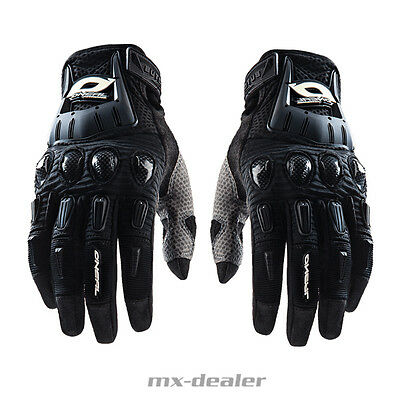 Oneal Butch Carbon Handschuhe MTB DH MX Motocross Cross Enduro Quad Supermoto