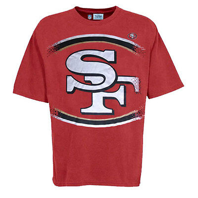 San Francisco 49ers Large Logo NFL T-shirt