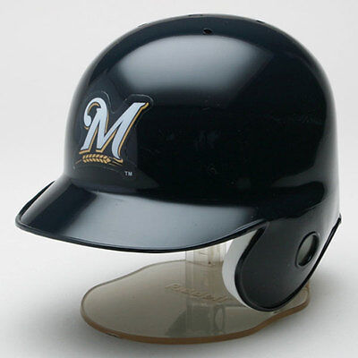 Official Milwaukee Brewers MLB Mini Batting Helmet - Stock Clearance Sale!