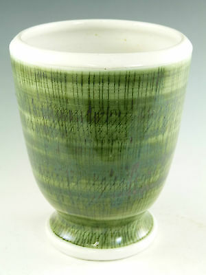 RYE Pottery - Mid Century Vase - 4 Line Mark on base
