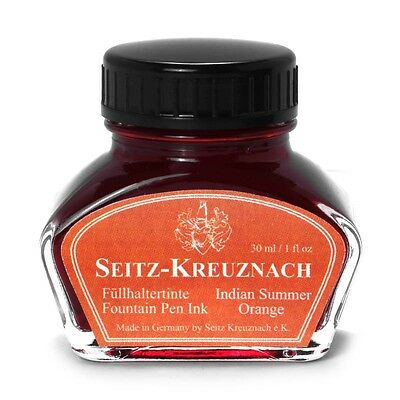 Seitz-Kreuznach Tinte Indian Summer Orange, 30ml, Colors of Nature