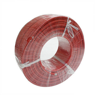 2 AWG 10' Welding Cable Car Battery RV Leads Household USA New Gauge Copper Red