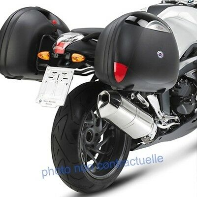 Support valises laterales a demontage rapide monokey Kappa klr692 Bmw k 1300 s d