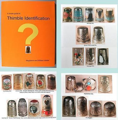 """New """"A Simple Guide to Thimble Identification"""" Reference Book * Isbister"""