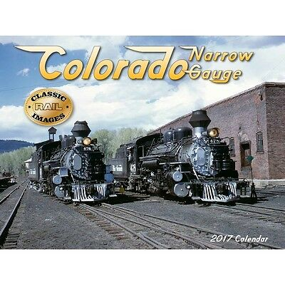 Colorado Narrow Gauge Wall Calendar