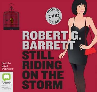 NEW Still Riding On The Storm By Robert G Barrett Audio CD Free Shipping