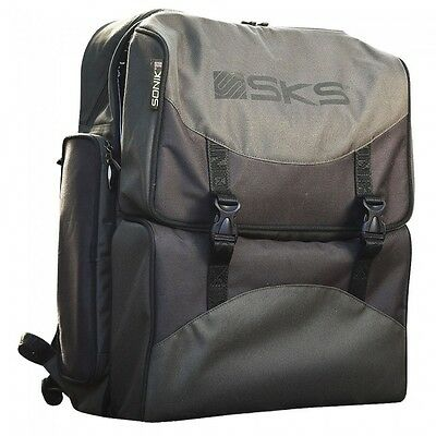 NEW Sonik SKS Foldout Fishing Rucksack/Barrow Bag - SKSBB1