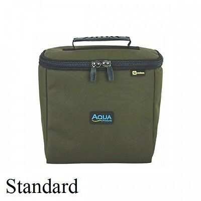 NEW Aqua Black Series Carp Fishing Cool Bag - SESSION - 404605