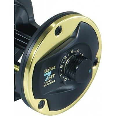 NEW Daiwa Millionaire 7HT Sea Fishing Multiplier Reel - 7HT