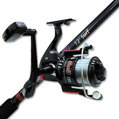 NEW Jarvis Walker Devil Seaspin Fishing Combo Kit - 18124