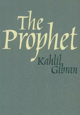 NEW The Prophet By Kahlil Gibran Paperback Free Shipping