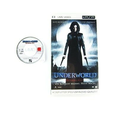 PSP UMD VIDEO : UNDERWORLD (FSK 18) in OVP