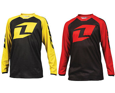 ONE INDUSTRIES YOUTH ATOM RAGLAN MOTOCROSS MX BIKE JERSEY shirt quad bmx mtb