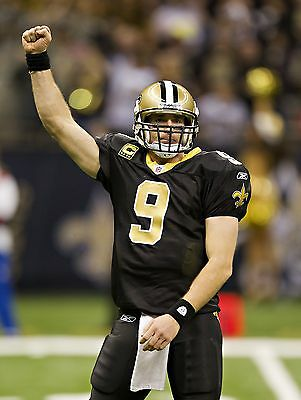 Drew Brees 8X10 Glossy Photo Picture Image #3