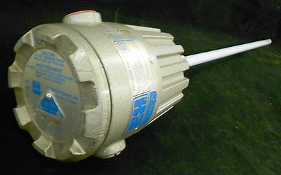 "Endress + Hauser Inc Model E1 Level Switch, Lsc 1120, Explosion Proff, 24"" Probe"