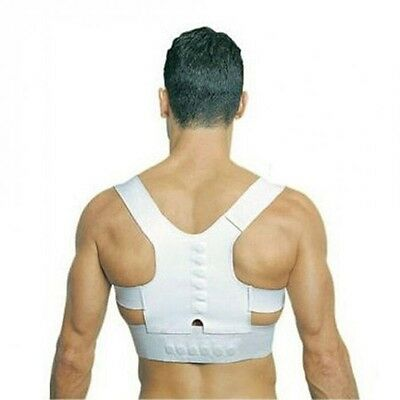 Back Shoulder Posture Correct Back Support Straighten Out Brace Belt Orthopaedic