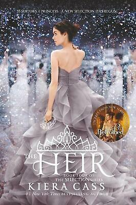 The Heir by Kiera Cass (English) Paperback Book Free Shipping!