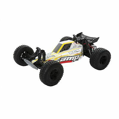 AMP DB 1:10 2WD Desert Buggy: White/Red RTR (ECX03029T2)