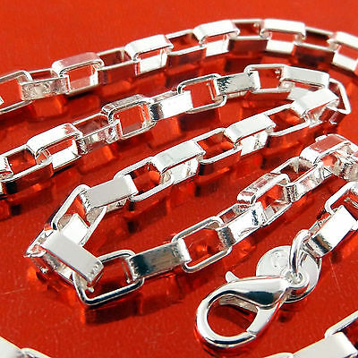 464 Genuine Real 925 Sterling Silver Sf Solid Mens Ladies Pendant Necklace Chain