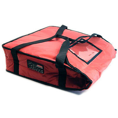 """Rubbermaid Proserve Professional Pizza Delivery Bag (Fits Two 16"""" Pizzas!) 9F35"""