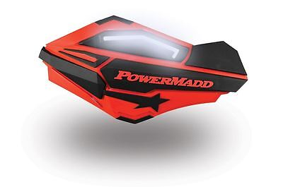 Powermadd Sentinel Handguard Guards LED Light Kit ATV MX Snow Snow Mobile 34490